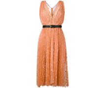 - Kleid mit Sterne-Stickerei - women