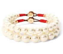 Pearly Whites Armband