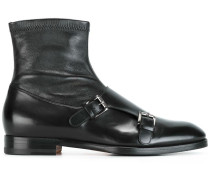 - Stiefel im Monkstrap-Look - women