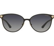Sonnenbrille mit Medusa-Detail