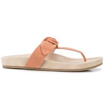 'Adriana' Sandalen mit Schleife