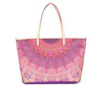 - Handtasche mit Print - women