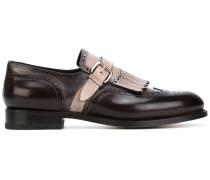 - Loafer mit Fransen - men - Leder - 6.5