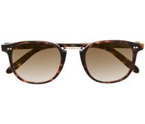 Eckige '1007' Sonnenbrille