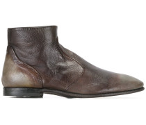 - Stiefel im Used-Look - men - Leder - 8