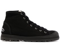 Orb High-Top-Sneakers aus Canvas