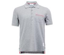 RWB stripe polo shirt