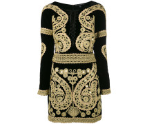 Besticktes Kleid - women - Seide/Viskose - S
