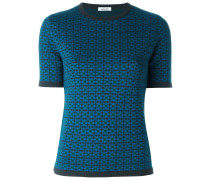 'Legeo' knitted blouse