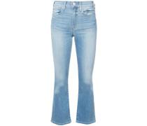 'Brix' Jeans mit hohem Bund