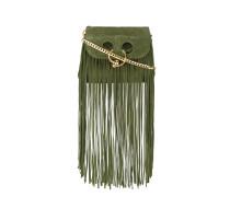 mini Pierce fringed cross-body bag