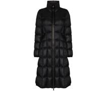 Bellevalia high-neck puffer coat
