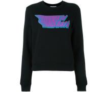 'Kid Shark' Sweatshirt mit Print