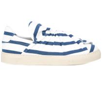 Sneakers mit Bretonstreifen