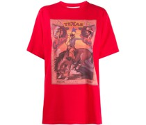Oversized-T-Shirt mit grafischem Print