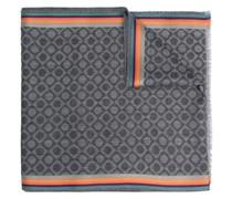 Schal aus Jacquard