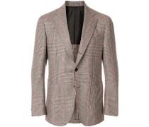 Kariertes Tweed-Sakko