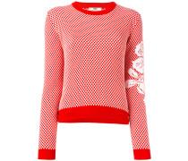 Pullover mit verziertem Ärmel - women