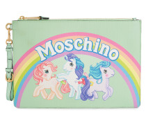 Green My Little Pony Leather Pouch