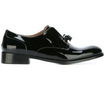 ribbon detail laceless shoes