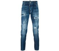 'Classic Kenny Twist' Distressed-Jeans
