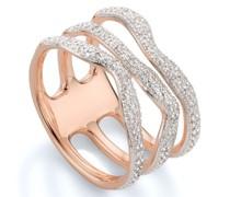 Riva Ring mit Diamanten
