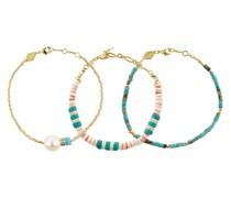 3 Maui Armbänder