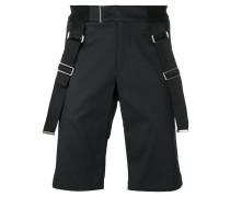 Shorts mit Hosenträgern - men