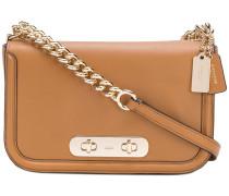 Swagger satchel bag - women - Leder