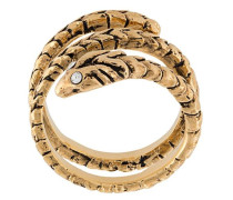 'Animalier' serpent ring
