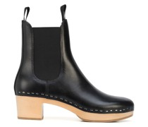 Anabelle leather Chelsea boots