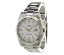 'Datejust II' analog watch