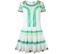 'Arabelle' Kleid mit Stickerei