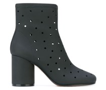 Stiefeletten mit Cut-Outs