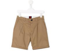- Chino-Shorts mit Knopfverschluss - kids