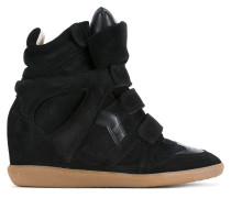 Sneakers mit Keilabsatz - women - Kalbsleder