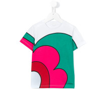 T-Shirt mit Print - kids - Baumwolle - 5 J.