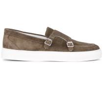 - Monk-Schuhe aus Wildleder - men