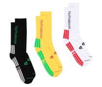 3er-Pack No Problemo Socken