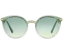 Slim Combinè Sonnenbrille im Panto-Design