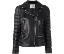 - leather jacket - women