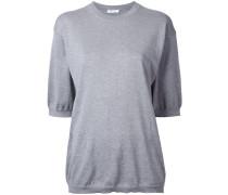 Oversized-T-Shirt mit Rundhalsausschnitt