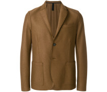 tailored two buttoned blazer