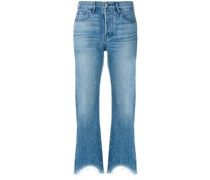 'Austin' Cropped-Jeans