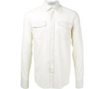 - Hemd mit Brusttaschen - men - Baumwolle - S