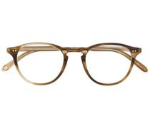 Klassische Brille