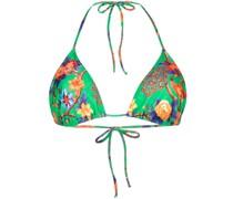 'Pavone Verde' Bikinioberteil
