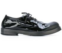 Derby-Schuhe mit Glanzeffekt - men