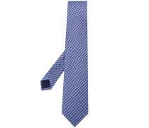 Krawatte mit Tiere-Print