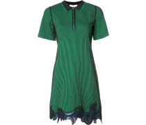 Besticktes Kleid mit Pailletten